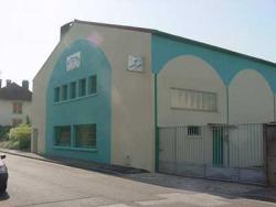 Le gymnase de Presles de Vesoul